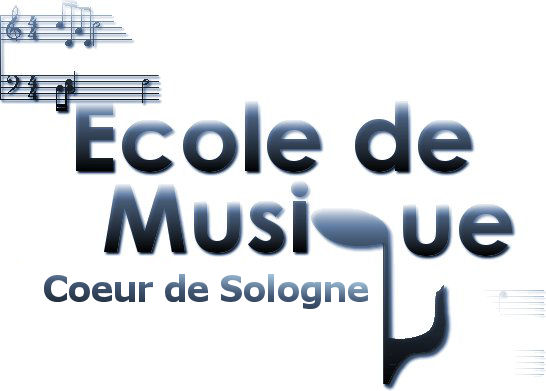 Logo Ecole de musique Coeur-De-Sologne